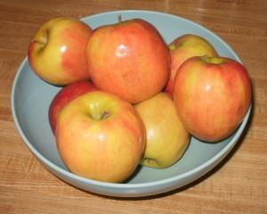 Dappled Apple Dessert