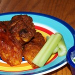 Restaurant-Style Chicken Wings at Home!