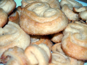 Easy Easter Palmiers from Kelli's Kitchen