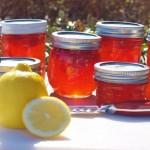Strawberry Lemon Marmalade