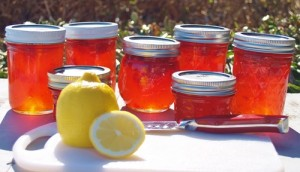 Strawberry Lemon Marmalade