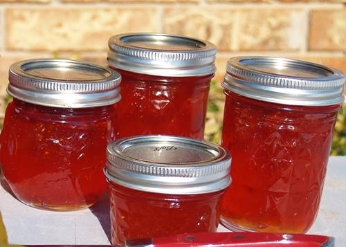 Lemon Strawberry Marmalade - Kelli's Kitchen