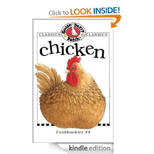 Chicken Cookbook (Classic Cookbooklets)