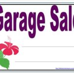 It's Garage Sale Season!