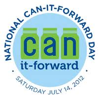 National Can-It-Forward Day July 14, 2012