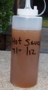 Custom Hot Sauce