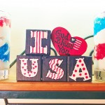 Happy Independence Day! Patriotic Parfaits