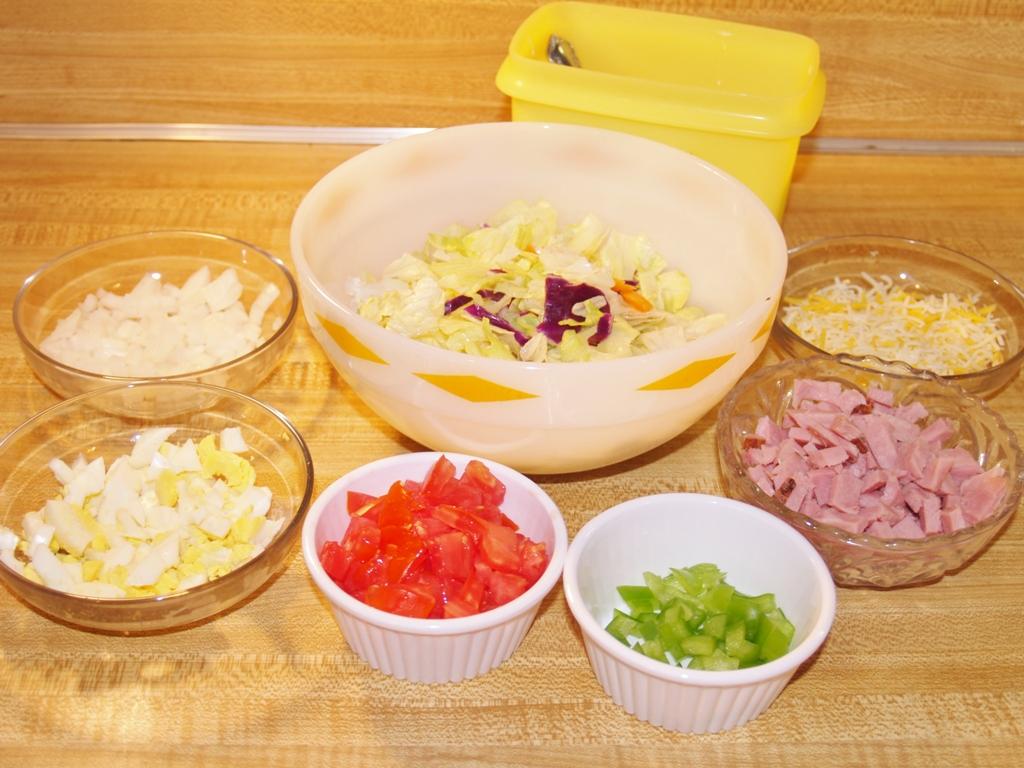 Kickin' It Cold-School: Cold Salad & Pudding Parfait
