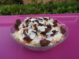 Restaurant Style Fajita Salad