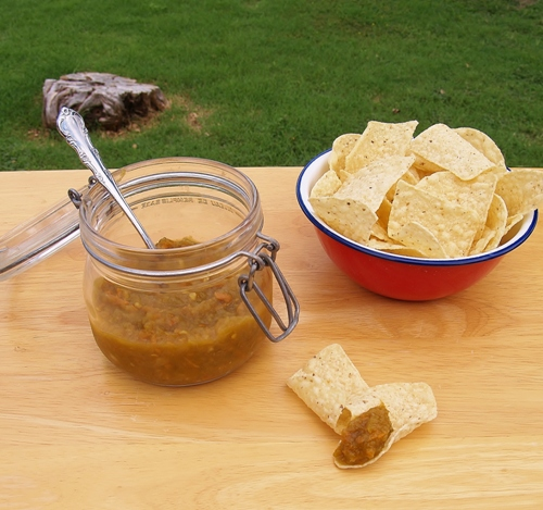 Hatch Green Chiles - Green Chile Sauce Recipe