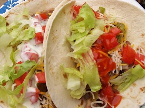 Smoked Rib Tacos
