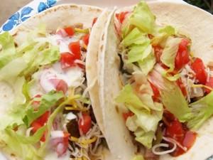 Rib Tacos