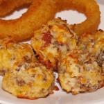 Bacon Cheeseburger Balls