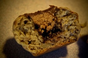 Guest Post: Reese's Banana Bread Muffins