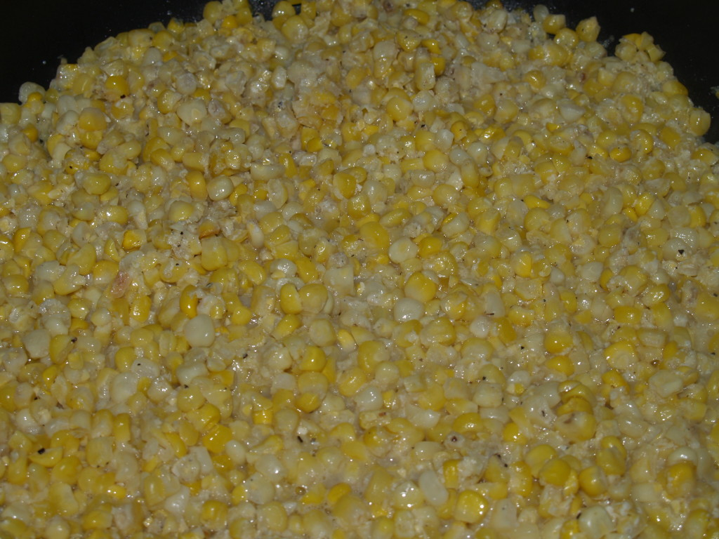 It is going to be a corny weekend!