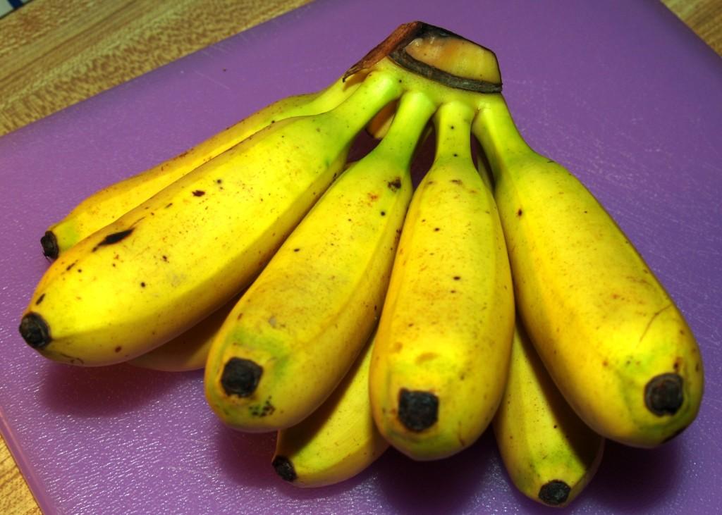 Banana Nut Butter Crescents