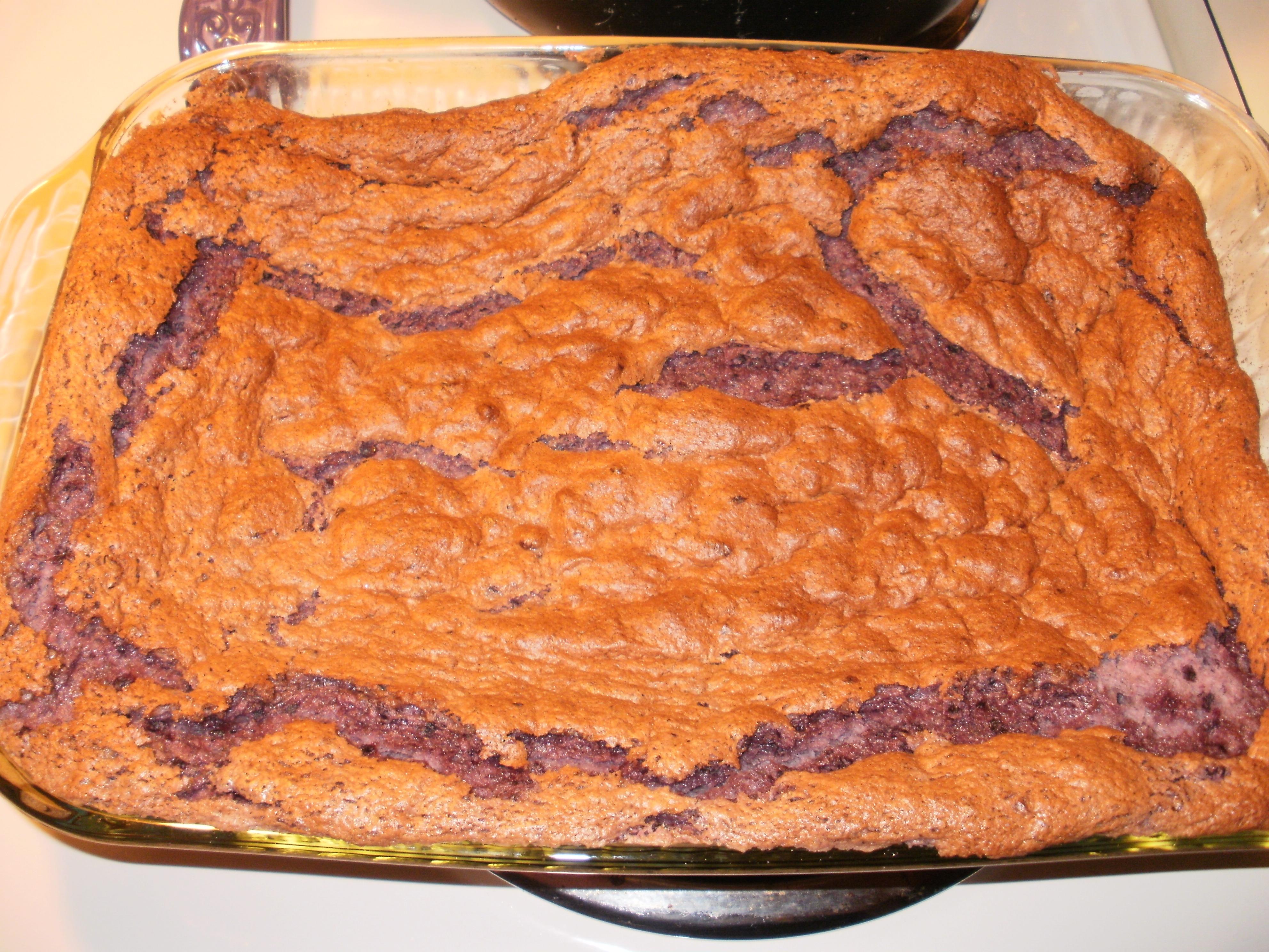 Pie Filling Cake
