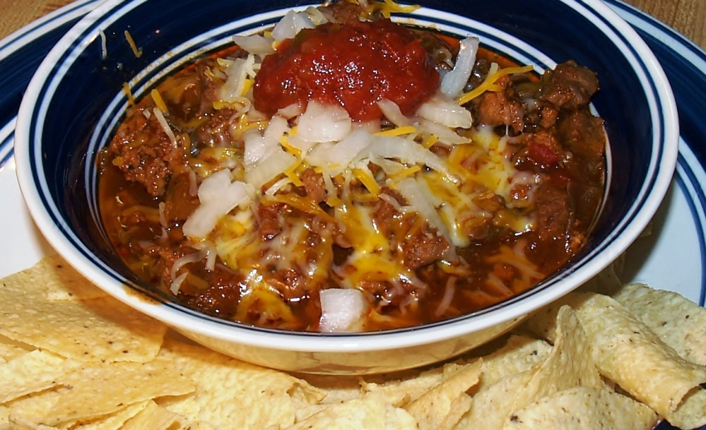 Rootin' Tootin' 2 Day Chili - Kellis Kitchen
