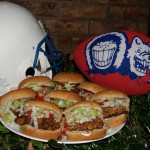 Football, Super Bowl, Tailgating and Diets: Chicken Fried Steak Sliders