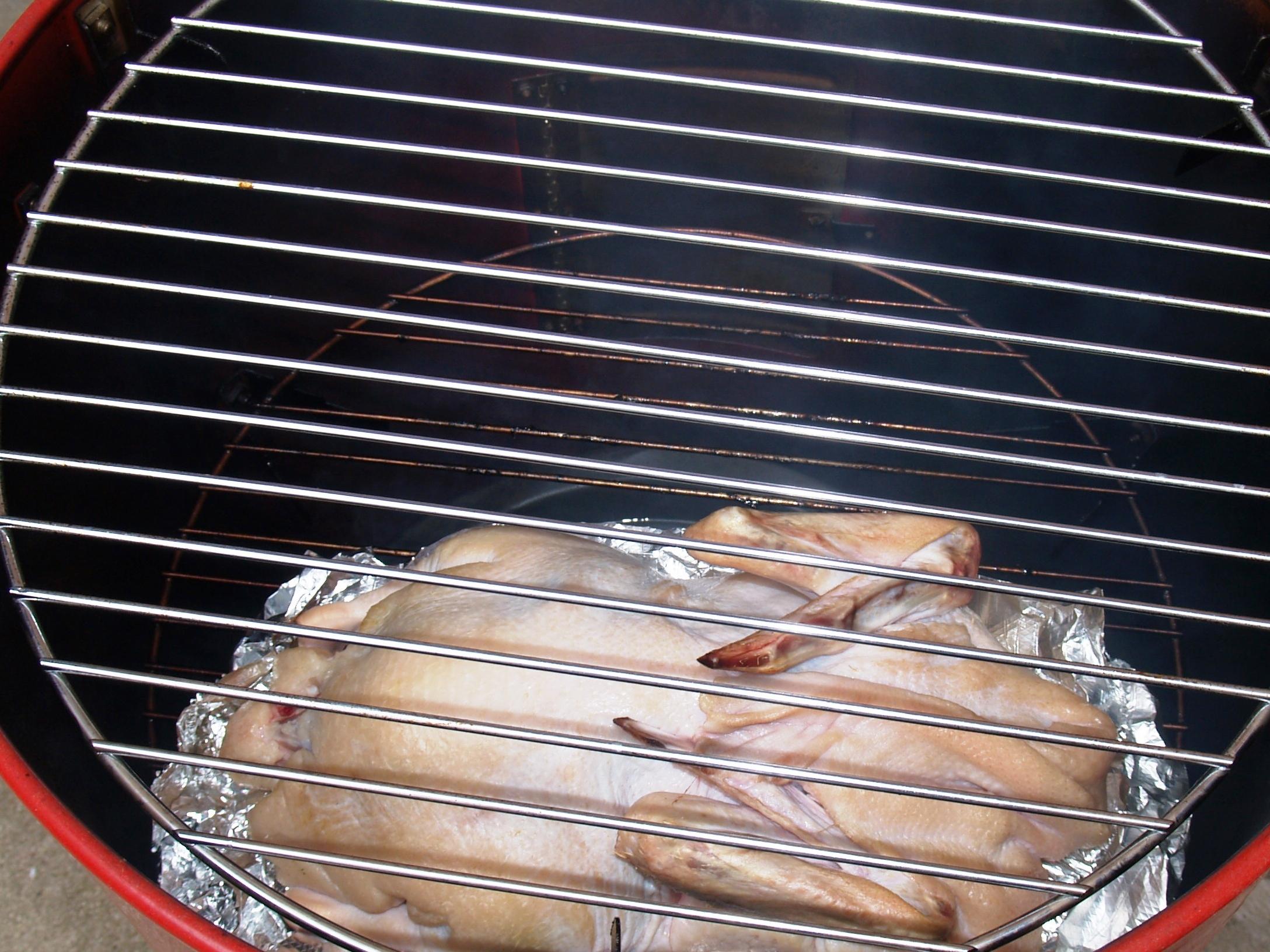 how to make smoke duck breast