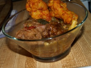 Deer (Venison) and Duck Gumbo from Kelli's Kitchen