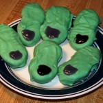 Halloween Monster Toes!