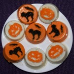 Halloween Oreos