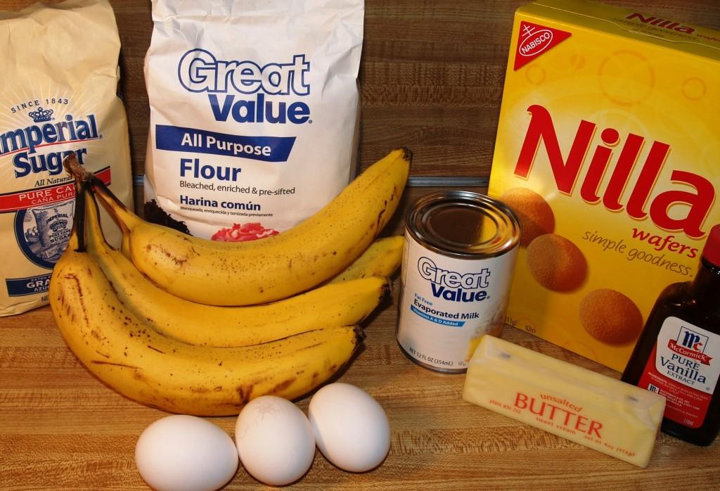 Nana's Banana Pudding