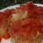 Crock Pot Swiss Meatloaf