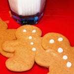 A Kinder Gentler Gingerbread Man Cookie