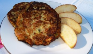 Potato Pancakes from Kelli's Kitchen