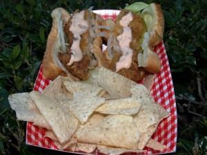Texas Chicken Sliders