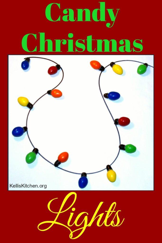 Candy Christmas Lights