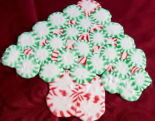 Candy Wreath/Kelli's Kitchen