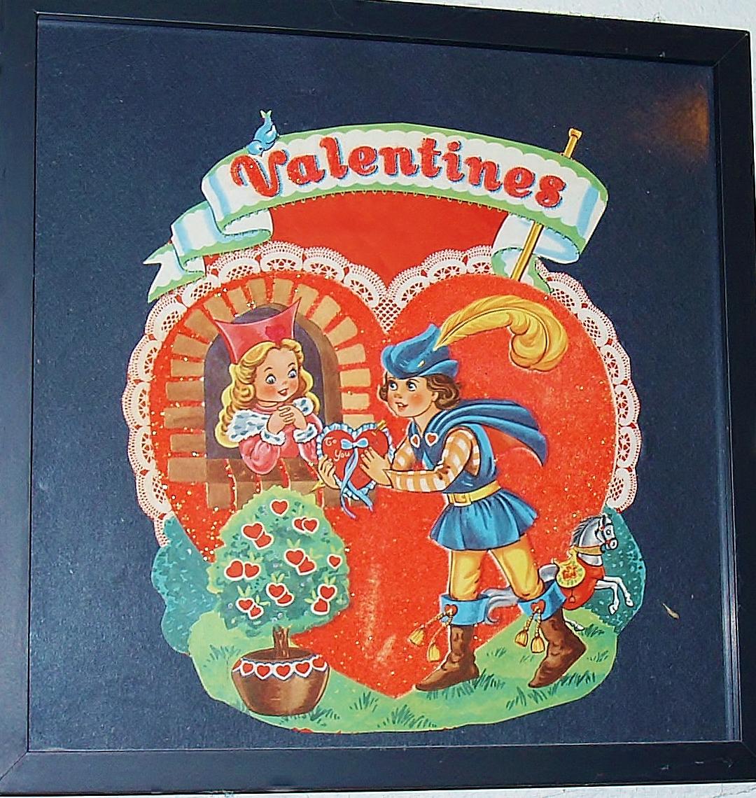 Vintage Valentines / Kelli's Kitchen