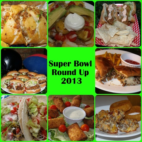 Super Bowl Party Food Round-Up