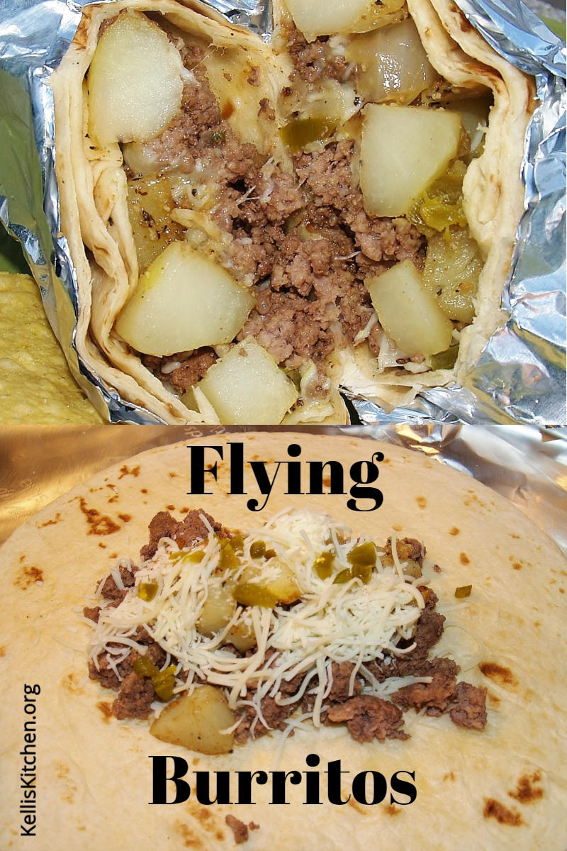 Flying Burritos