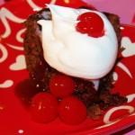 Crocked Cherry Cola Chocolate Cake