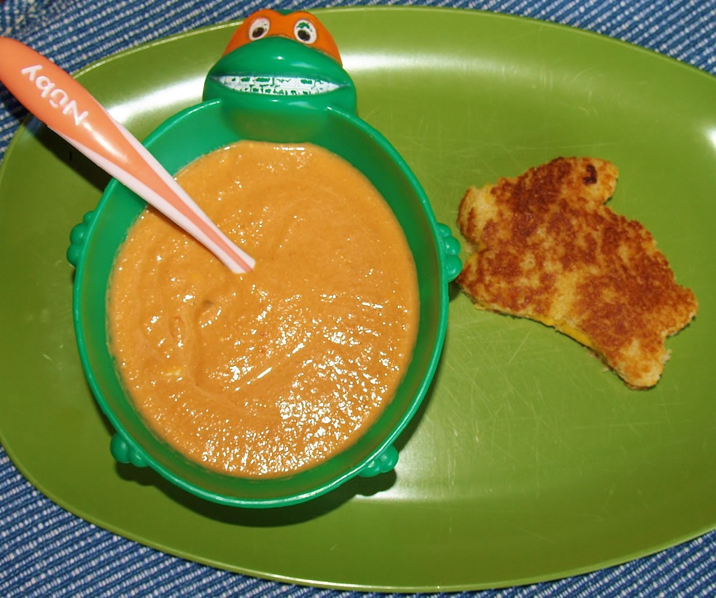 Tomato Soup for Rocket