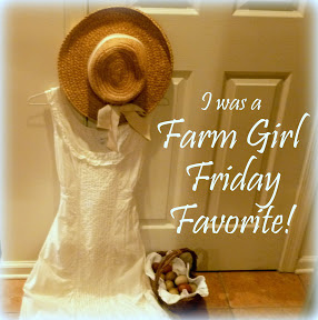 Farm Girl Friday Favorite