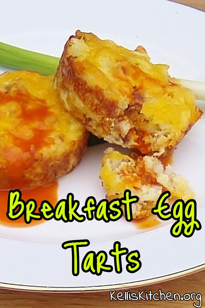 Breakfast Egg Tarts