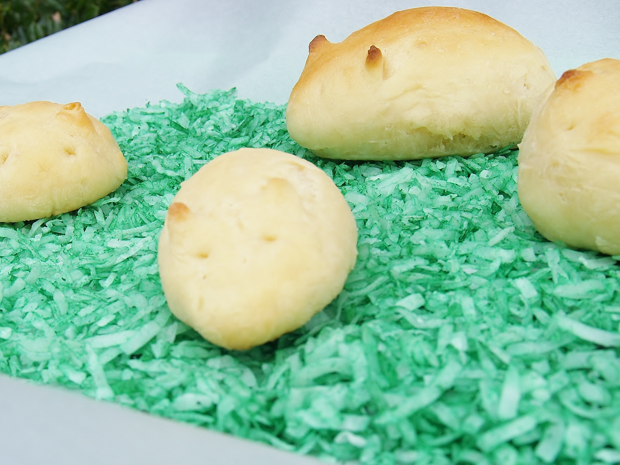 Bunny Rolls – Only NOT! Bust the Bunny Rolls Myth. From Kelli's Kitchen.
