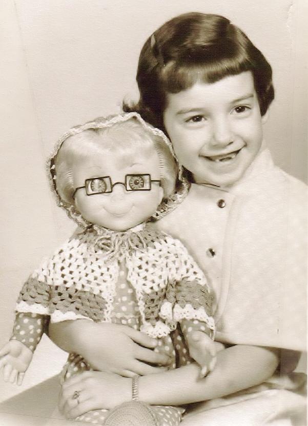 Kelli and Mrs. Beasley