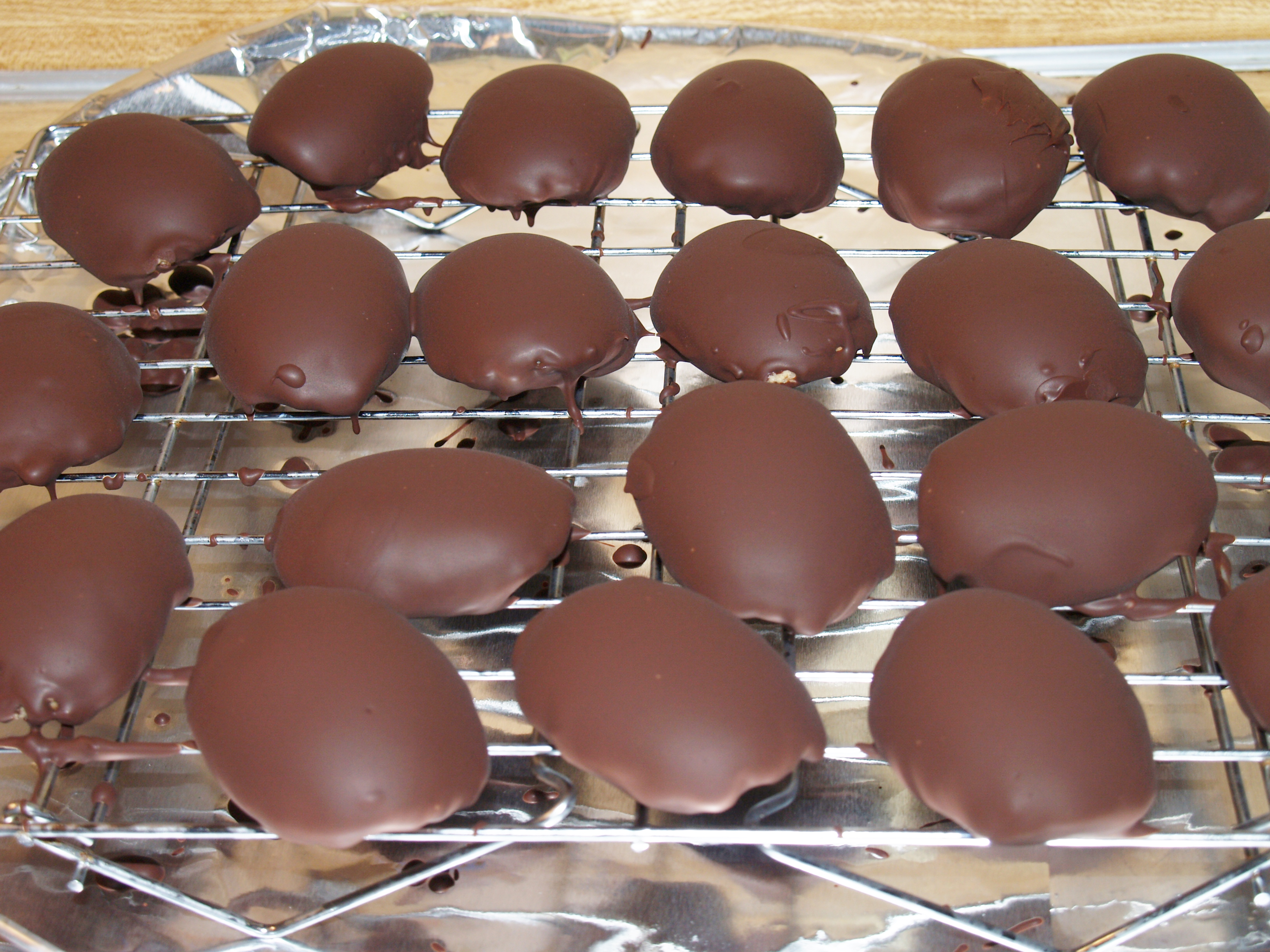 Easter Egg Truffles from Kelli's Kitchen