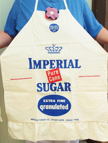 Imperial Sugar Apron