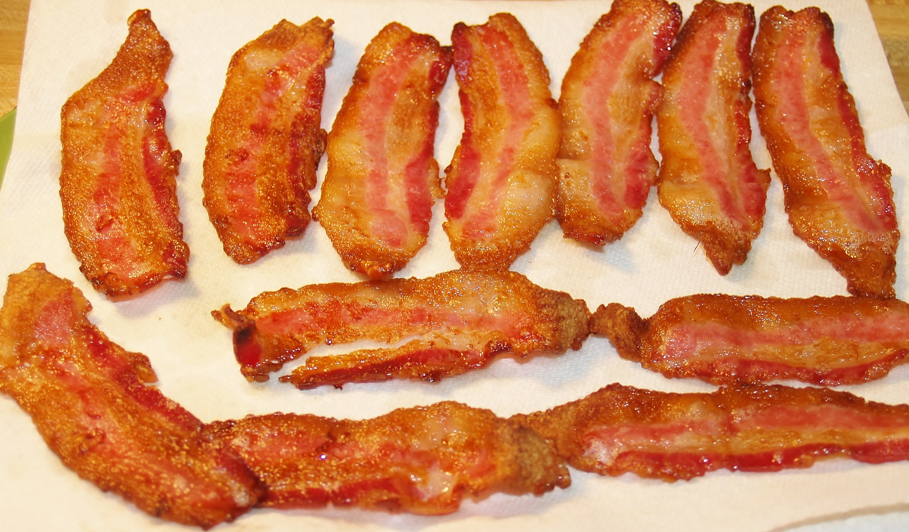 Bakin' Bacon Baked