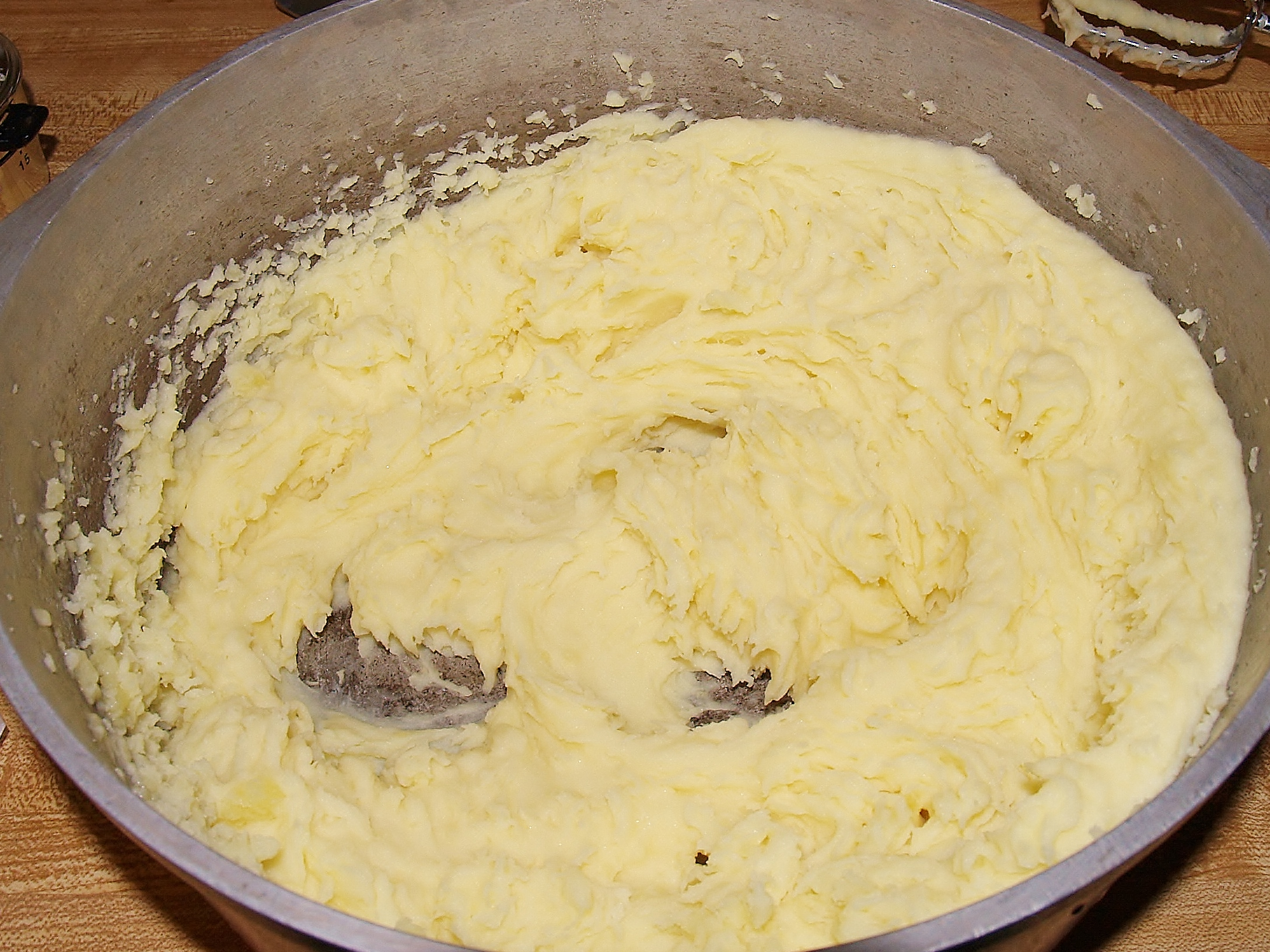 Aunt Irene's Old Fashioned Mustard Potato Salad