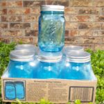Blue Mason Jar Giveaway Winner & One Final Giveaway