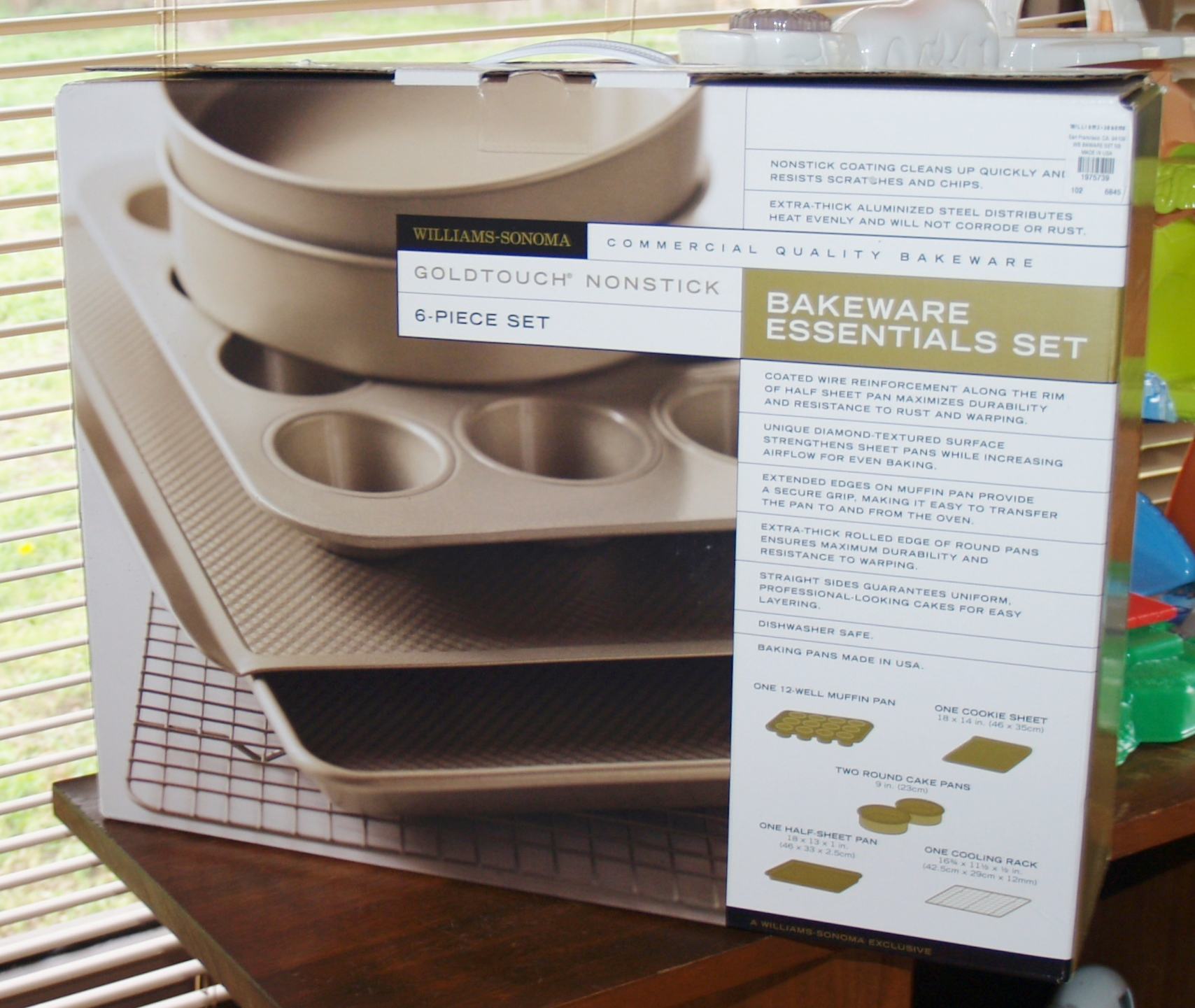 Goldtouch Bake Ware giveaway