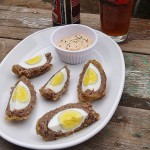 Scotch Egg Appetizer